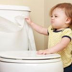 Toilet Issues Caused by Kids